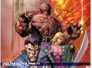 Marvel 1602: Fantastick Four (2006) #1 Wallpaper