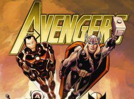 Avengers (2010) #1 (ROMITA SR. VARIANT)