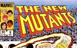 NEW MUTANTS #9 (1983) cover