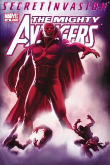 Mighty Avengers (2007) #14