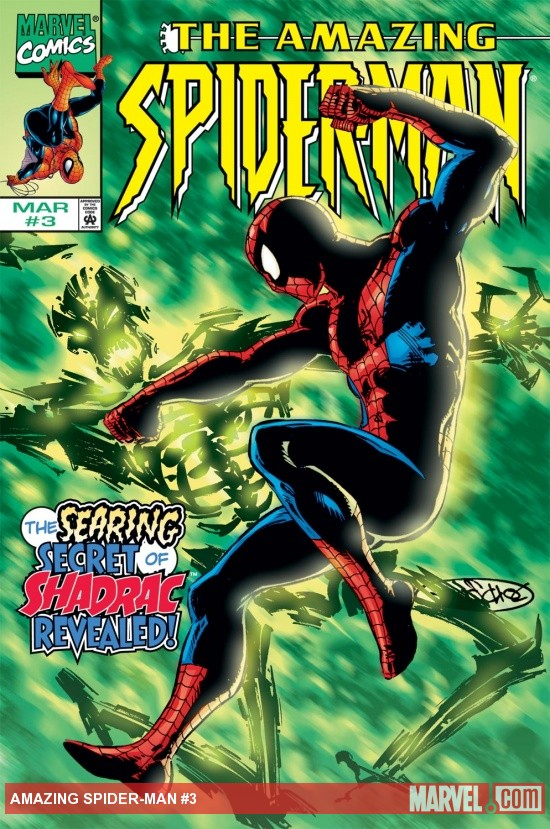 Amazing Spider-Man (1999) #3