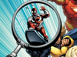 Secret Avengers Spotlight: Ant-Man