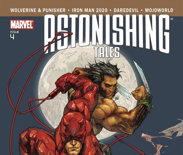 Astonishing Tales (2009) #4