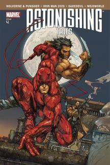 Astonishing Tales (2009) #4