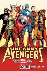 Uncanny Avengers #5 