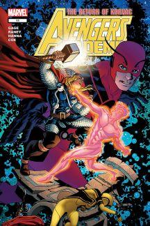Avengers Academy (2010) #11