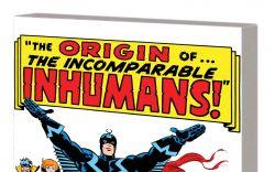 INHUMANS: THE ORIGIN OF THE INHUMANS TPB