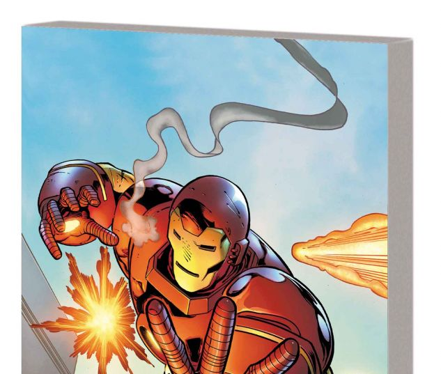 IRON MAN: ARMORED VENGEANCE TPB