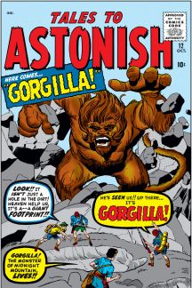 Tales to Astonish #12