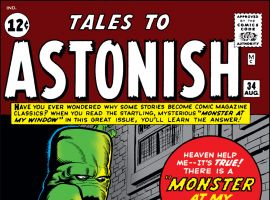 Tales to Astonish (1959) #34