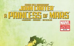 JOHN CARTER OF MARS: A PRINCESS OF MARS (2011) #5