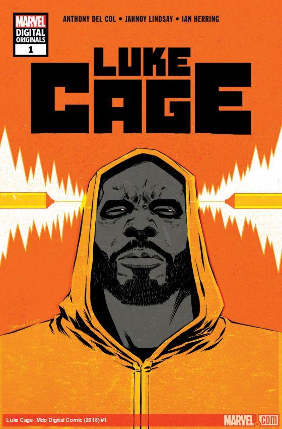 Luke Cage - Marvel Digital Original (2018) #1