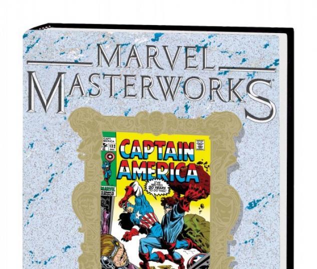 Marvel Masterworks: Captain America Vol. 5 (Hardcover)