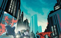 TIMESTORM 2009/2099: SPIDER-MAN #1