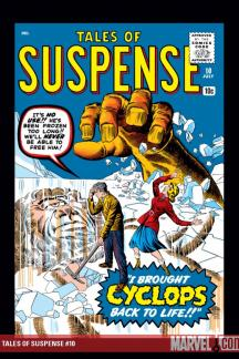 Tales of Suspense (1959) #10