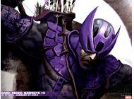 Dark Reign: Hawkeye (2009) #5 Wallpaper