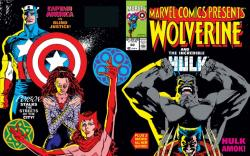 Marvel Comics Presents #60