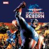 CAPTAIN AMERICA: REBORN PREMIERE HC cover by Bryan Hitch
