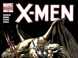 X-Men (2010) #2 (2ND PRINTING VARIANT)