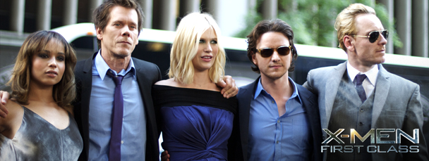X-Men: First Class Red Carpet Image Gallery