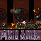 Play 16-bit Captain America: Shield of Justice Now!