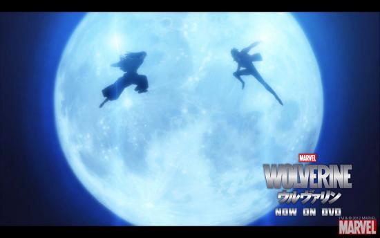Wolverine Anime Series Wallpaper #5