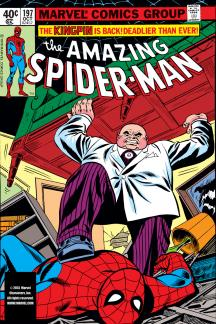 Amazing Spider-Man (1963) #197