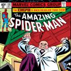 Amazing Spider-Man (1963) #197 Cover