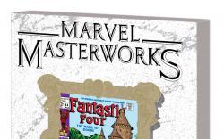 MARVEL MASTERWORKS: THE FANTASTIC FOUR VOL. 9 TPB VARIANT (DM ONLY)