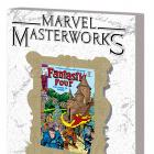 MARVEL MASTERWORKS: THE FANTASTIC FOUR VOL. 9 TPB VARIANT (DM ONLY)