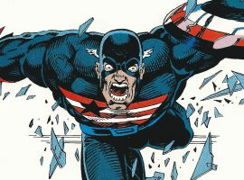 Follow the History of Captain America Pt. 25