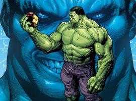 Gerry Duggan Goes Green with Hulk