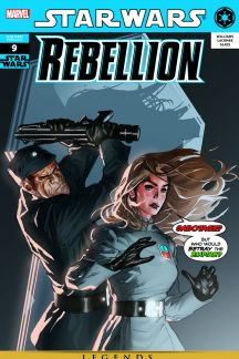 Star Wars: Rebellion #9