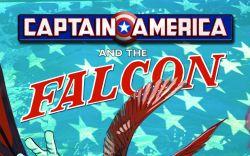Captain America and Falcon (2010) #1