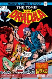 Tomb of Dracula #31 