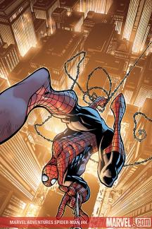 Marvel Adventures Spider-Man (2005) #44