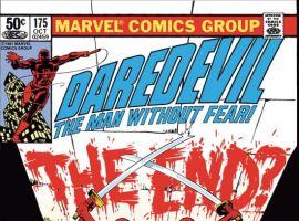 DAREDEVIL #175 COVER