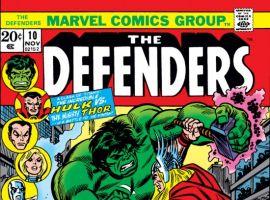 Defenders, The #10