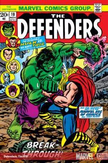 Defenders (1972) #10