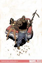 Punisher Presents: Barracuda Max #1 