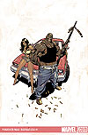 PUNISHER PRESENTS: BARRACUDA MAX (2008) #1 COVER