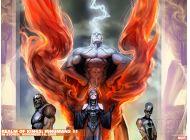 Realm of Kings: Inhumans (2009) #1 Wallpaper