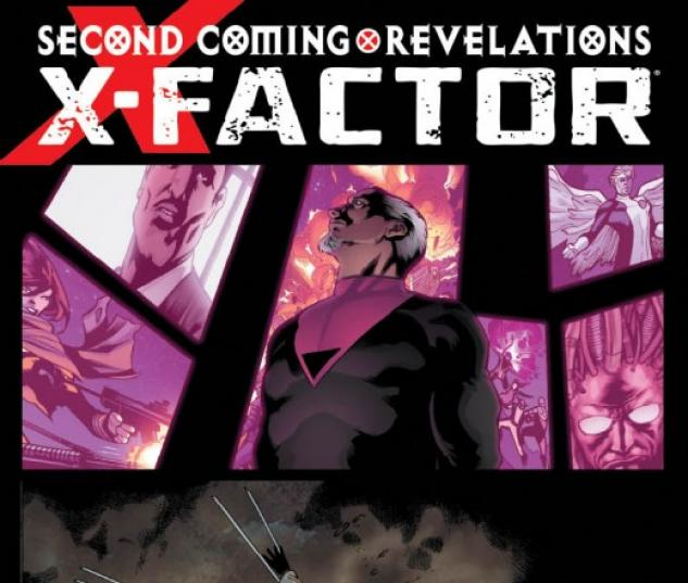 X-Factor (2005) #204 (2ND PRINTING VARIANT)