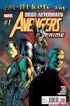 AVENGERS PRIME #1 cover art by Alan Davis