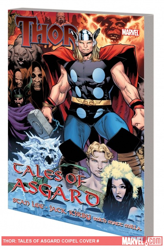 Thor: Tales of Asgard TPB