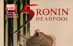 5 Ronin #5 cover by Ed McGuinness