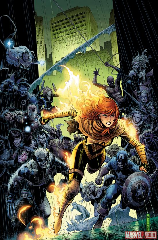 Hope Summers by Jim Cheung