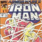 Iron Man #262 cover