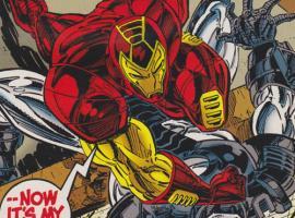 The History of Iron Man Pt. 32
