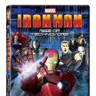 Iron Man: Rise of Technovore DVD box art